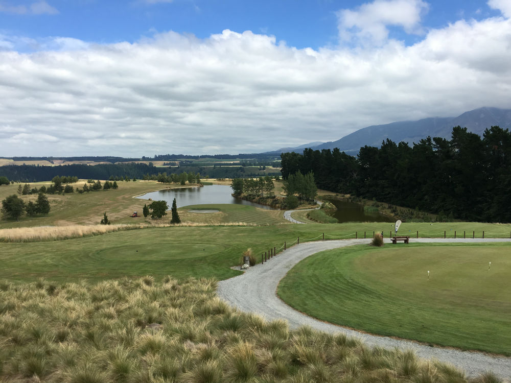 Terrace downs nz golf vacations for Terrace downs